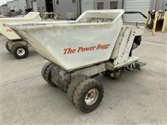 Terex OMPB16A Ride-On Power Buggy