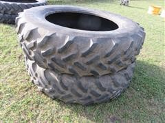 Goodyear DT710 18.4-R42 Tractor Rear Tires