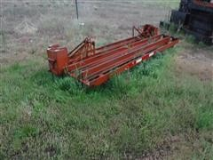 Ditch Witch Pipe Racks And Drill Pipe