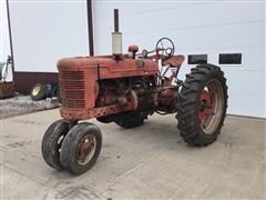 International M 2WD Tractor