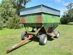 Dakon 320 Side Unload Gravity Wagon