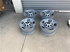 2017 GM Chevrolet Rims