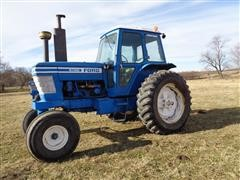 1977 Ford 9700 Row Crop 2WD Tractor