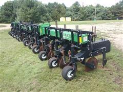 B&H 9100 12 Row Cultivator