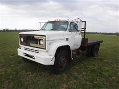 1973 Chevrolet C60 Flatbed Truck
