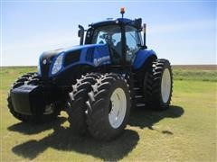 2013 New Holland T8.360 MFWD Tractor