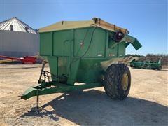 A&L 475 Bu Grain Cart