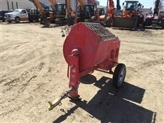 2014 Whiteman WM90SH8 Portable Concrete Mixer