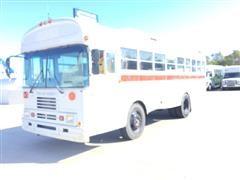 2001 Blue Bird 24 Passenger Bus
