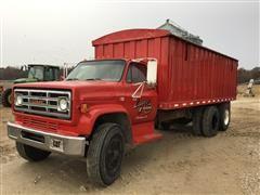 1981 GMC T/A Grain Truck