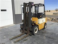 Yale GP050RBUUAT080 Propane Forklift