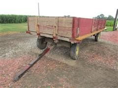 Camco 10-Ton Flatbed Wagon W/Sideboards