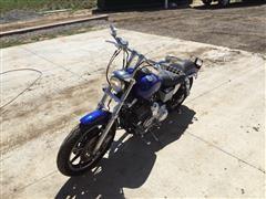 1995 Harley Davidson Sportster Motorcycle