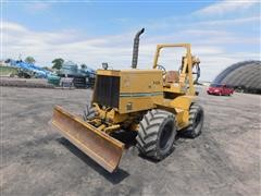 Vermeer V8550A 4x4 Vibratory Cable Plow