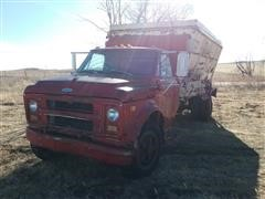 1972 Chevrolet C50 Feed Truck