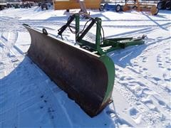 John Deere 00534 10' Belly Mount Dozer