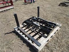 2018 Mahindra KPF2300SS Pallet Fork - Skid Steer Attachment