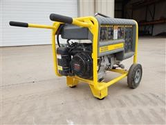 2017 Wacker Neuson GP5600A Portable Generator