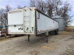 2005 Timpte Super Hopper T/A Grain Trailer