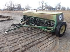 John Deere 8300 Single Disk Opener Drill