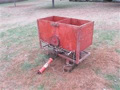Orchard Fertilizer Spreader