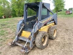 2001 New Holland LS160 Skid Steer