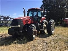 2008 Case IH 305 MFWD Tractor