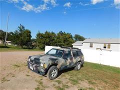 1992 Oldsmobile Bravado Utility Vehicle