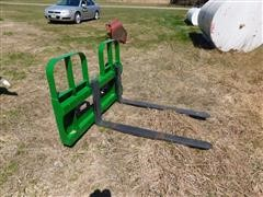 HLA A348 Loader Fork Attachments