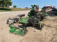 2011 John Deere 7230R MFWD Tractor Parts