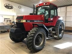 1988 Case IH 7120 MFWD Tractor