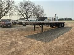 2006 Great Dane T/A Flatbed Trailer