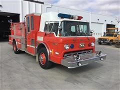 1990 Ford 800 Fire Truck