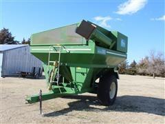 E-Z Trail 500 2-Wheel Grain Cart