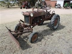 Farmall Cub 2WD Tractor