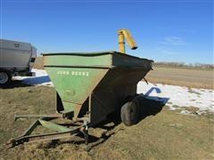 John Deere 210 Feed Wagon