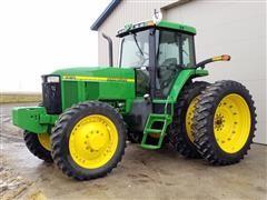 2002 John Deere 7810 MFWD Tractor