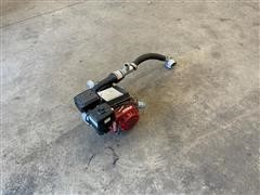 "Honda GX160 2"" Portable Pump"