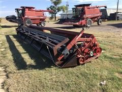 1989 Case IH 1010 Rigid Wheat Header