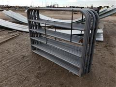 6' Wide Utility Gates