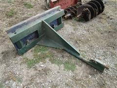 Skid Steer Quick Tach Equipment Mover