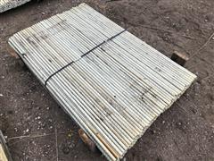 "3/4"" X 5' Long High Tensile Electric Fiberglass Fence Posts"