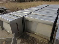 2012 Hog Slat 51 X 24 X 36 Grow To Finish Hog Feeders
