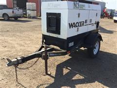 Wacker G25 Portable Generator