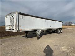 2002 Wilson DWH-400 T/A Grain Trailer