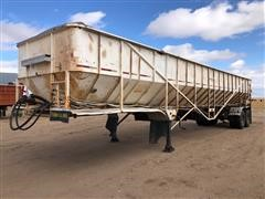 1993 Trinity Eagle Bridge T/A Belt Trailer