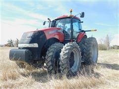 2011 Case IH Magnum 290 MFWD Tractor