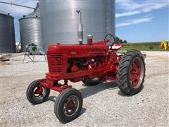 1955 McCormick Farmall 400 2WD Tractor