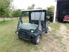 2003 Kawasaki 3010 4x4 Utility Vehicle