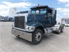 2003 International 9900 T/A Truck Tractor
